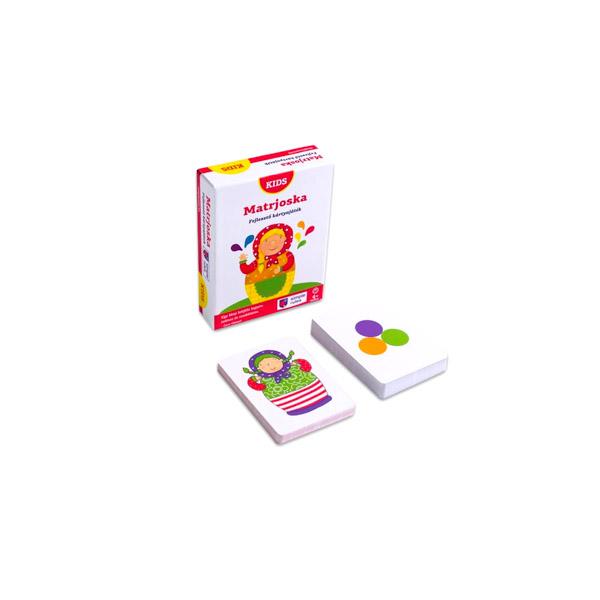 Matrjoska kártyajáték