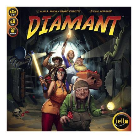 Gyémántvadászok  társasjáték