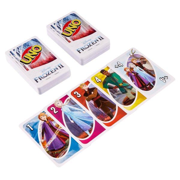 Jégvarázs 2 Uno kártya