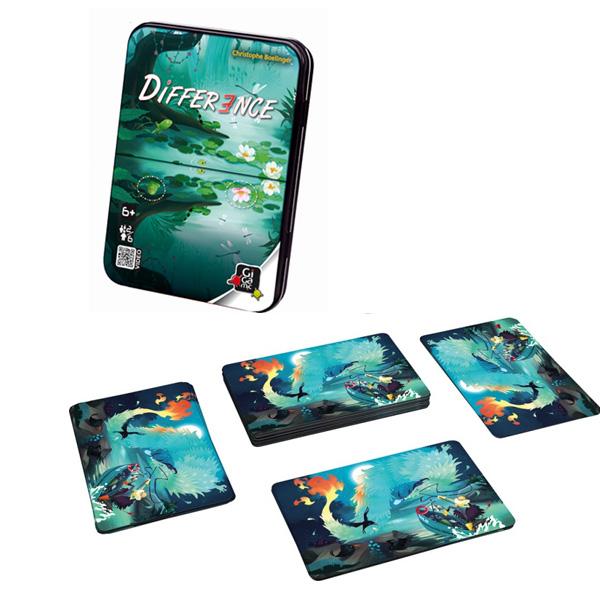 Difference kártyajáték